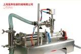 上海至奔G1WY卧式气动液体灌装机 液体灌装机 自动灌装机 灌装机