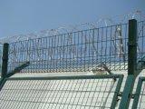 供应河南监狱防攀爬网 刀片刺绳厂家直销