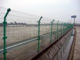 高速铁丝网 双边丝防护网 防护围栏