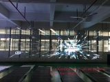 飞视光电THROVISION-GR7 LED透明屏玻璃墙幕