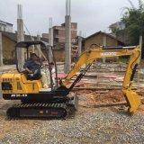 驭工YG30-9X微小型挖掘机 市政工程专用小挖机