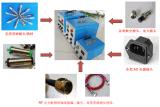 自动化机械设备智能高速焊锡机耳机插针DC连接器焊锡机半自动点焊机数据线高速3.5耳机焊锡机