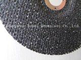 网孔磨片 棕刚玉材质  船厂打磨焊缝和除锈专用
