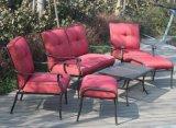 户外家具-铸铝沙发茶几