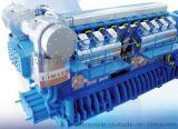 工业用燃气发动机(2,880~9,600KW)