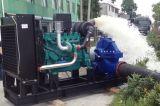 智能型柴油机水泵 移动泵车
