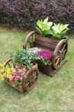 实木花箱厂家,厂家直销花箱,庭园户外花箱