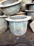 鑄鐵坩堝   廣東鑄鐵坩堝  熔廢鋁用的鑄鐵坩堝