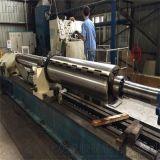 【上海舒友胶辊】大直径 6米长外圆磨床加工 车床加工 辊筒 橡胶辊