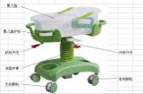 厂家直销SHD-502 豪华带气弹簧升降、倾斜婴儿床(车)