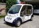 五座电动巡逻车工厂直销电动观光车