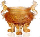 北京琉璃加工古法琉璃琉璃擺件琉璃掛件琉璃車飾琉璃獎杯佛像