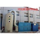 厂家直销洗涤塔喷淋废气净化塔配件填料废气处理pp水喷淋有机废气