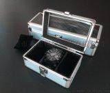 五格表盒收纳盒三格手表箱收纳箱铝箱彩色铝箱