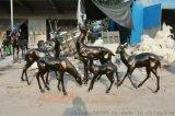 厂家直销玻璃钢鹿雕塑摆件,长颈鹿、驯鹿、麋鹿、梅花鹿雕塑现货供应,可定做