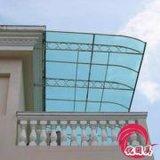 深圳不锈钢阳台雨棚耐力板雨棚定做