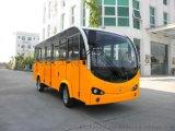 云南玉溪环保新能源房地产生态园电动观光车