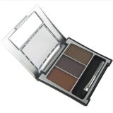 热销 3色眉粉批发3组色可选 持久易上色彩贴牌供货