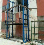 河南超威液压厂家直销SJD2*2工厂专用室内外液压升降载货货梯