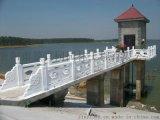 湖北省襄阳市厂家直销GRC欧式水泥仿大理石扇形河堤护栏杆