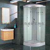 淋浴房,整體淋浴帶底盆---東恆世嘉裝飾