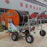 【产品热销】JP75/200型绞盘式喷灌机,农田大面积喷灌、浇地