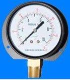 径向带边压力表 (Y-50/Y60/Y100/Y150Ⅵ)