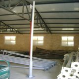 监控立杆,不锈钢监控杆,球机立杆,枪机立杆 1米2米3米3.5米4米5米6米