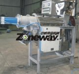 ZJZ型气动螺旋榨汁精制机