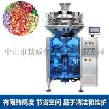 立式糖果称量包装机 全自动组合秤 多头秤包装机