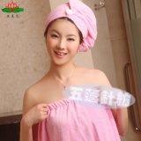 加大加厚干发帽 浴帽包头巾 纯棉毛巾料多色可选超强吸水100%纯棉