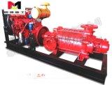 抢险、消防柴油机多级泵