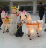 厂家直销LED滴胶图案造型灯 专业生产定制LED滴胶动物白马灯