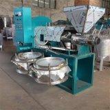 榨油机;商用榨油设备 油坊100型花生菜籽螺旋榨油机;厂家直供