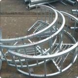 提供篮球架等体育设置管件热浸锌热镀锌加工服务