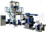 吹膜胶版印刷连线机组