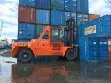 厦门港30吨叉车集装箱大叉车港口码头叉车