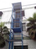 豪运液压机械为您打造专业导轨式货梯,更专业
