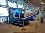 塞斯纳172R动感飞行航空模拟器