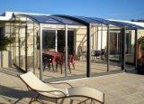 东标移动式阳光房,玻璃房,铝合金阳光房