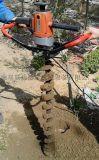小型便攜式植樹挖坑機,手提鑽坑機