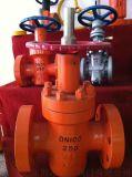 泥浆用高压平板闸阀 手动高压平板闸阀 防腐高压平板闸阀