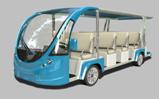纯电动观光车