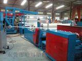 新型TPU低溫熱熔膠流延膜薄膜設備生產線