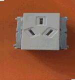 120系列地面插座功能件开关插座