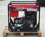 隆巴蒂尼便携式400A柴油发电电焊机