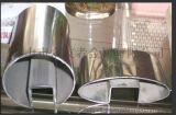 304.316不锈钢凹槽管,不锈钢异形管,不锈钢单槽管