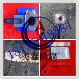 牺牲阳极铝热焊模具焊剂引火粉