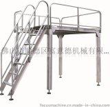 富意德304不锈钢包装机配套组合秤支撑平台,电子称支撑工作台