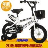 厂家直销儿童自行车 新款男女孩童车12 14 18寸2-8岁单车山地车